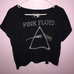 Pink Floyd Crop Top